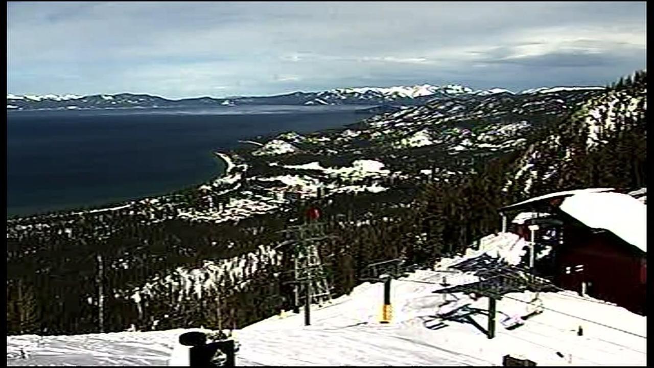 Snowpack levels reach highest point in two decades