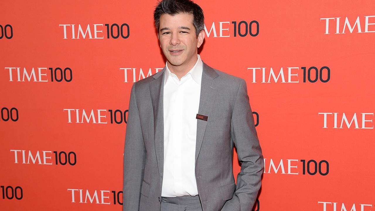 Uber CEO quits President Donald Trumps business leaders forum