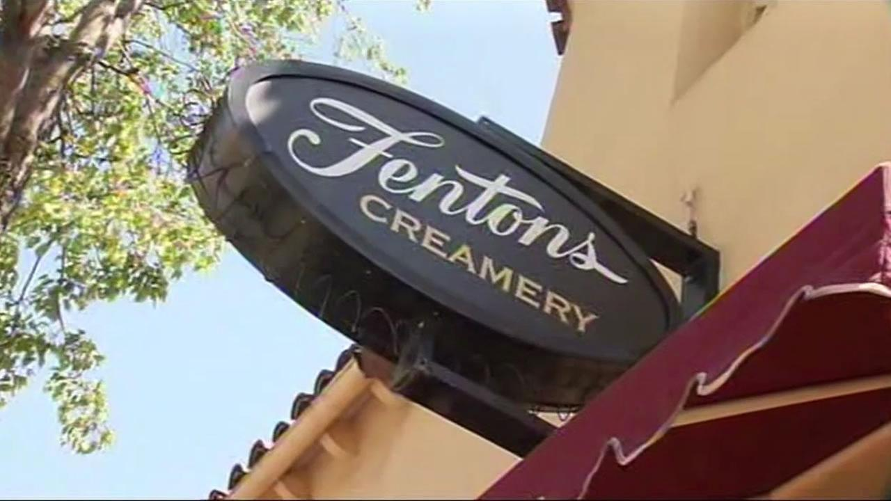 Fentons Creamery, the iconic East Bay ice cream parlor, is celebrating its 120th anniversary.