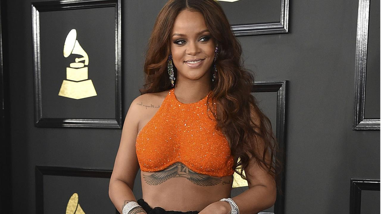 Singer Rihanna to receive Harvards Humanitarian of the Year award