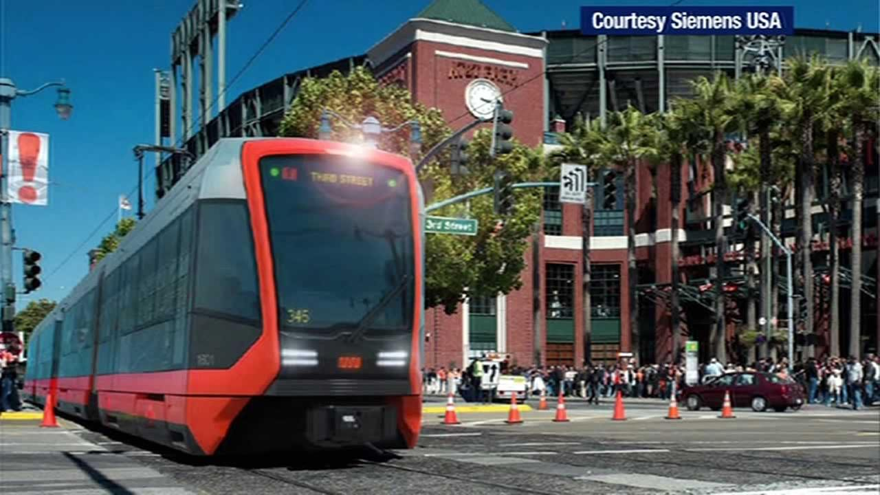 MTA board to vote on new Muni Metro cars