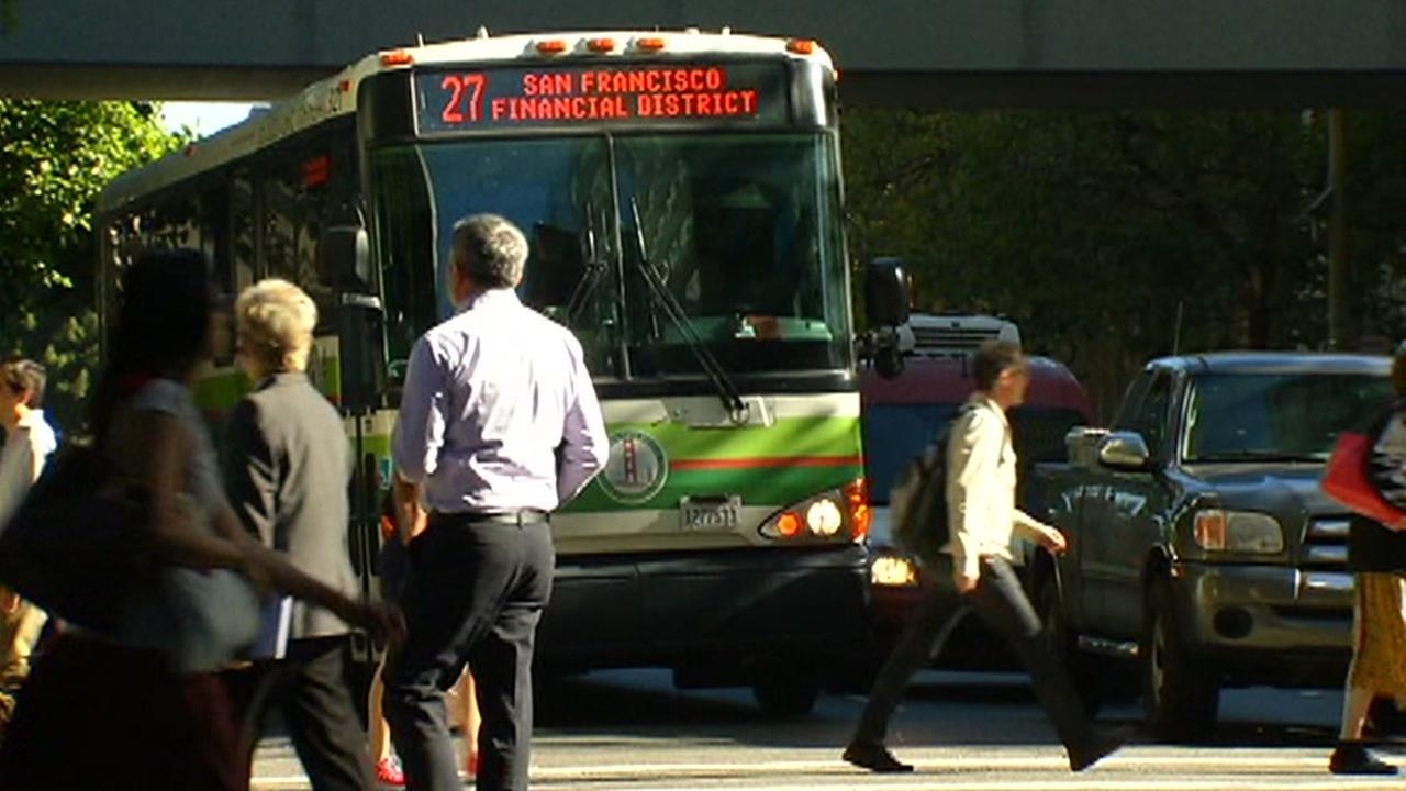 FILE-- Marin bus