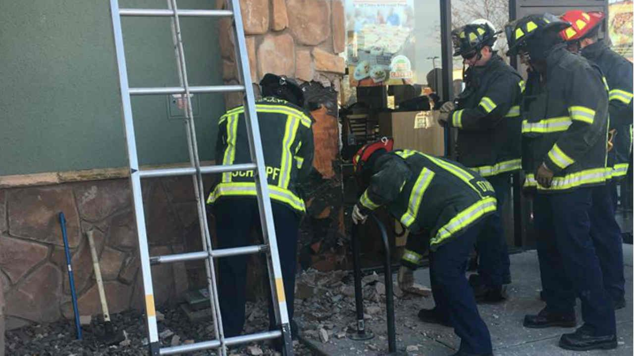 A naked intoxicated man in Napa told fire personnel he was looking for a wishing well after he fell into a hollow vent shaft at a Togos shop.Napa Police Department