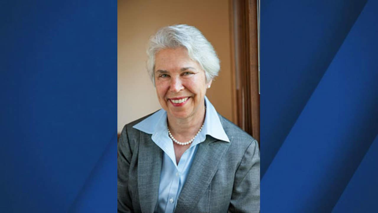 UC Berkeley Chancellor Carol Christ is seen in this undated image.