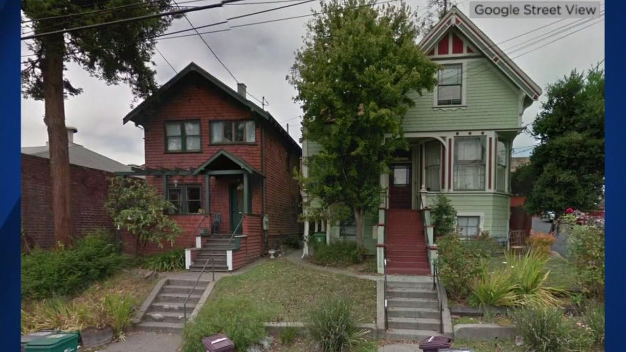 Historic Oakland homes for sale for $1