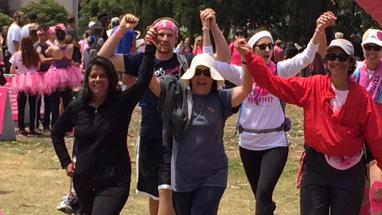 Avon Walk raised $4 million for breast cancer in San Francisco