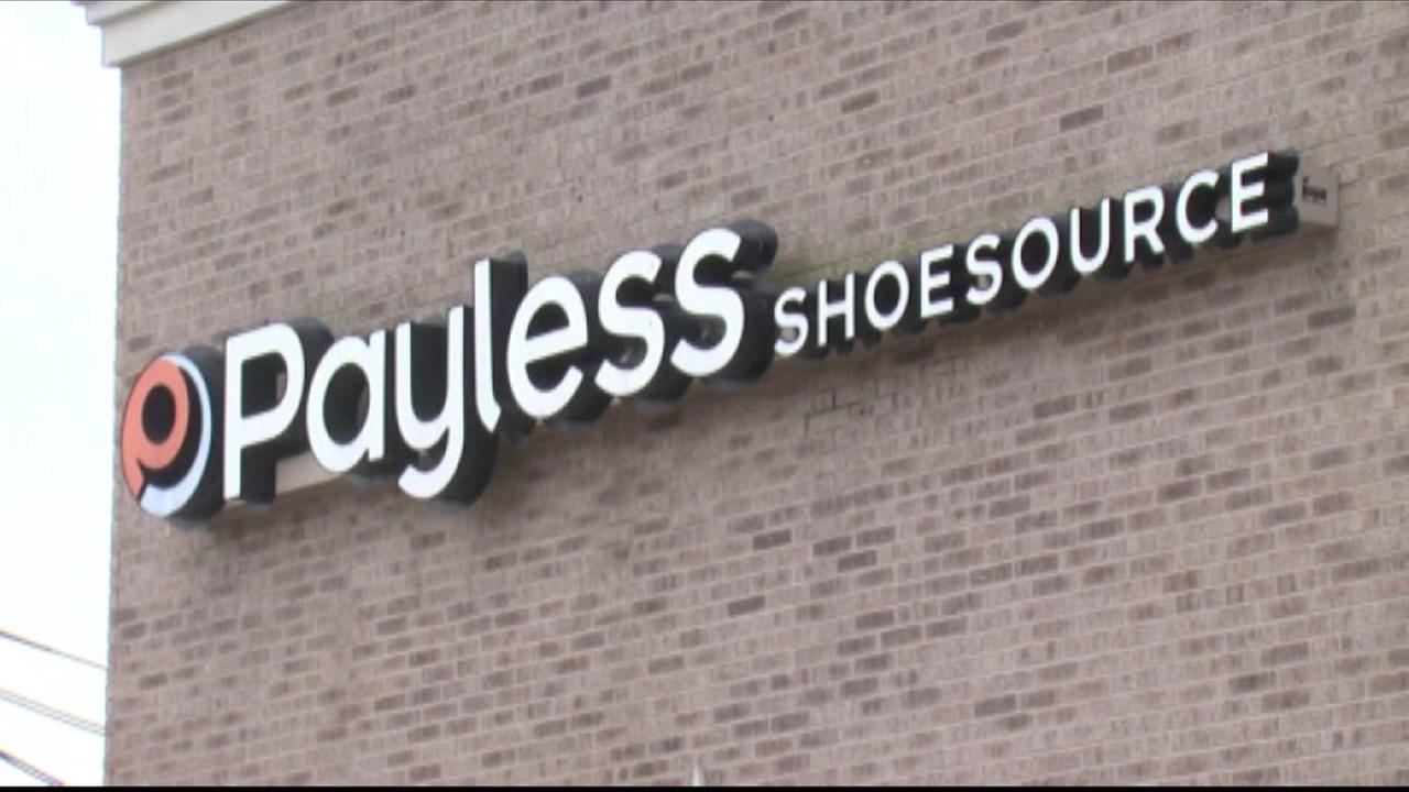 A Payless Shoe Source storefront is shown in this undated photo.