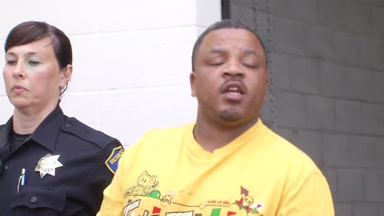 Bail for Richmond murder suspect, Lawyer Dushan McBride, set at $2 million