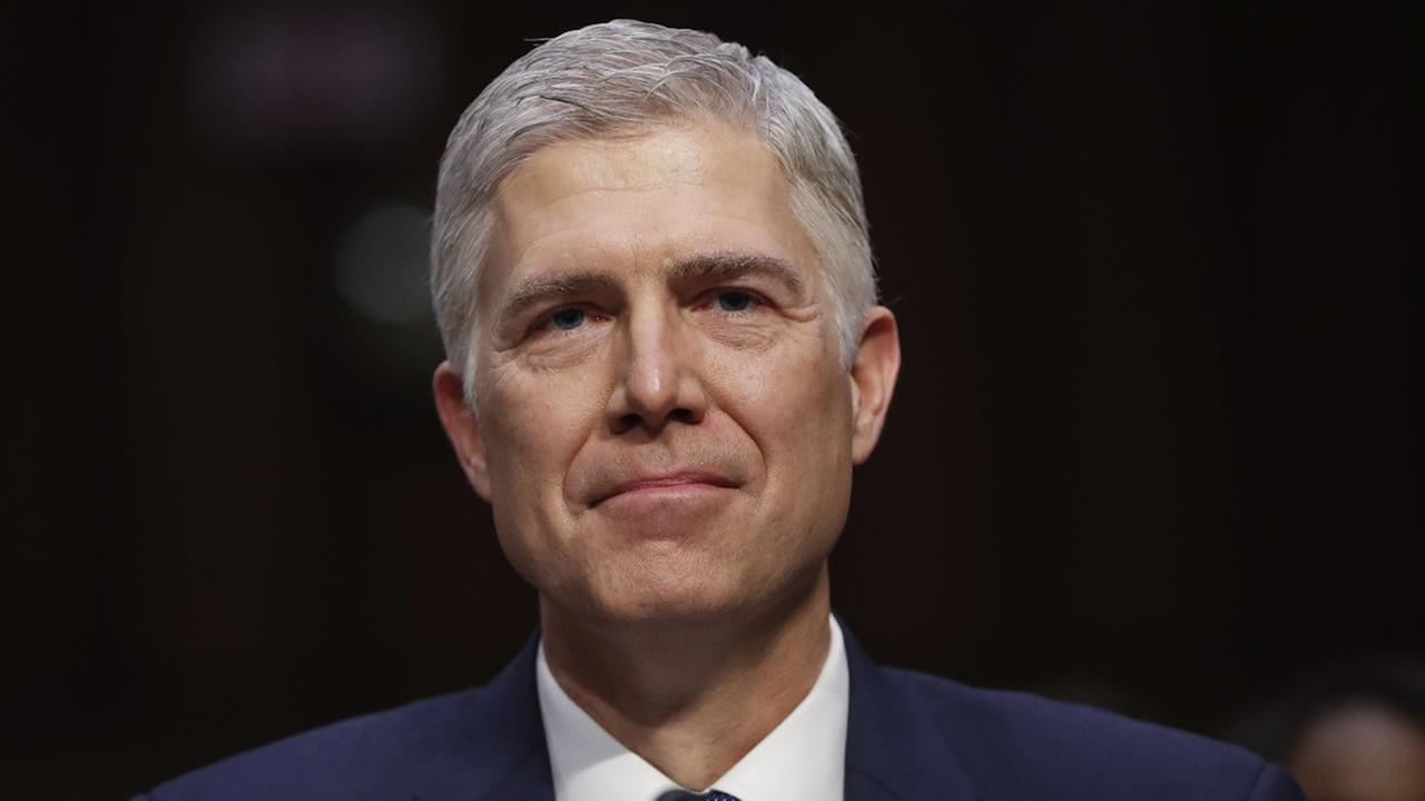 Trump nominee Neil Gorsuch confirmed to United States supreme court