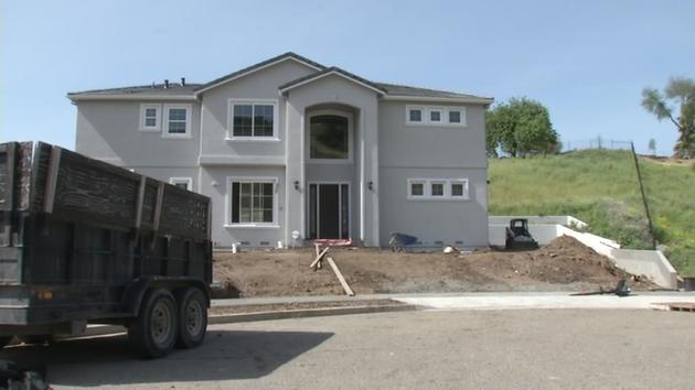 a new home is seen in san jose calif on monday - Million Dollar Home