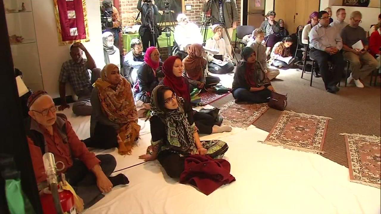Northern Californias first female-led mosque officially opened in Berkeley, Calif. on Friday, April 14, 2017.