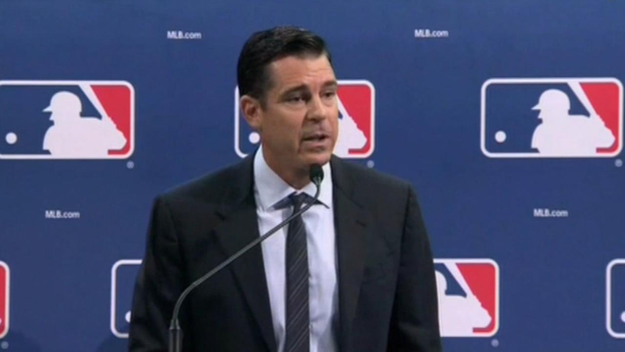 Former player Billy Bean is named Major League Baseballs first-ever Ambassador of Inclusion.