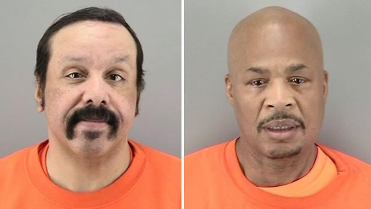 San Francisco resident David Reyes, left, was arrested Wednesday evening and Albert Williams, right, was arrested on April 19.