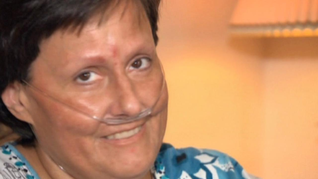 Canadian woman receives anonymous donation to pay for potentially lifesaving procedure.
