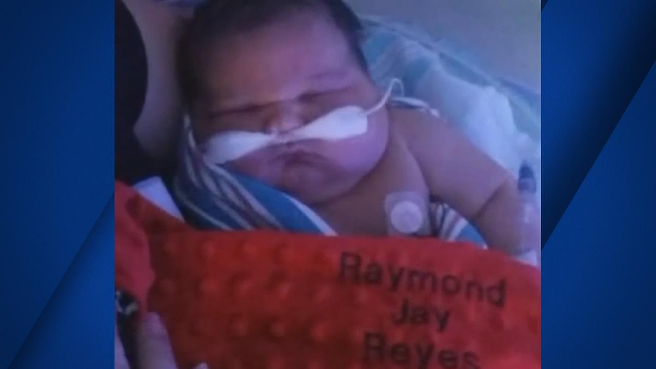 Raymond Reyes was born in Merced, Calif. on April 30, 2017.
