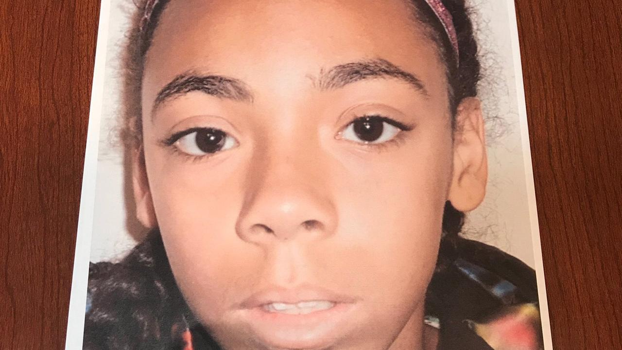 Missing girl Treasure Anderson
