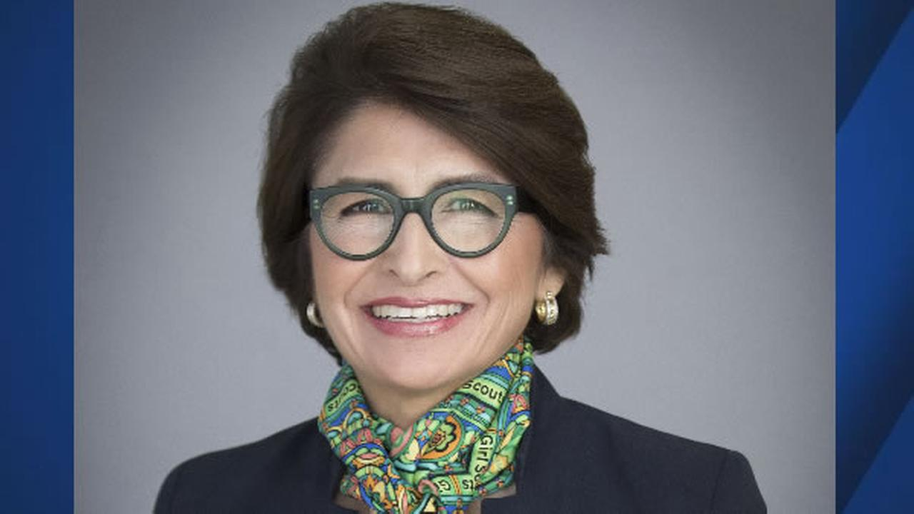 This undated photo provided by the Girl Scouts of the USA in May 2017 shows their new CEO Sylvia Acevedo.