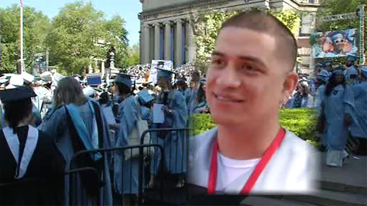 Former NY gang member gets Master's degree from Columbia University