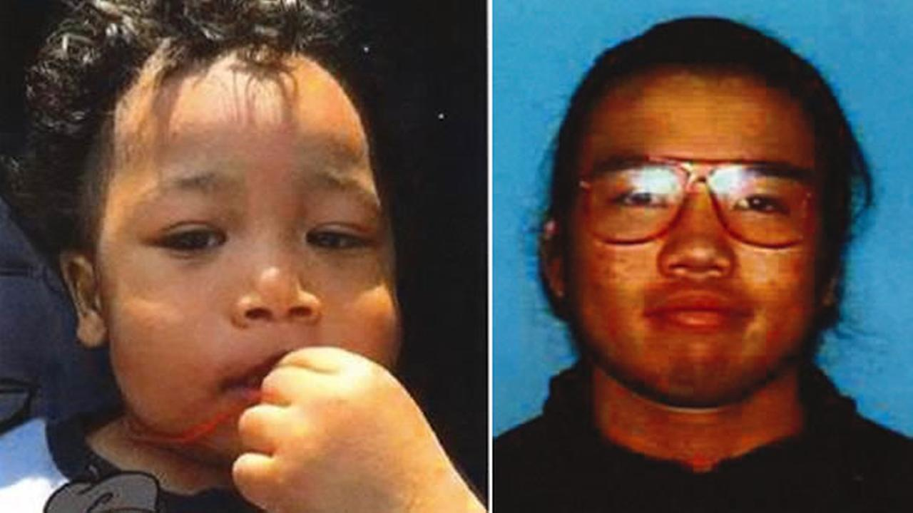 Police are searching for a 1-year-old boy out of San Francisco, Calif. on Friday, May 19, 2017.