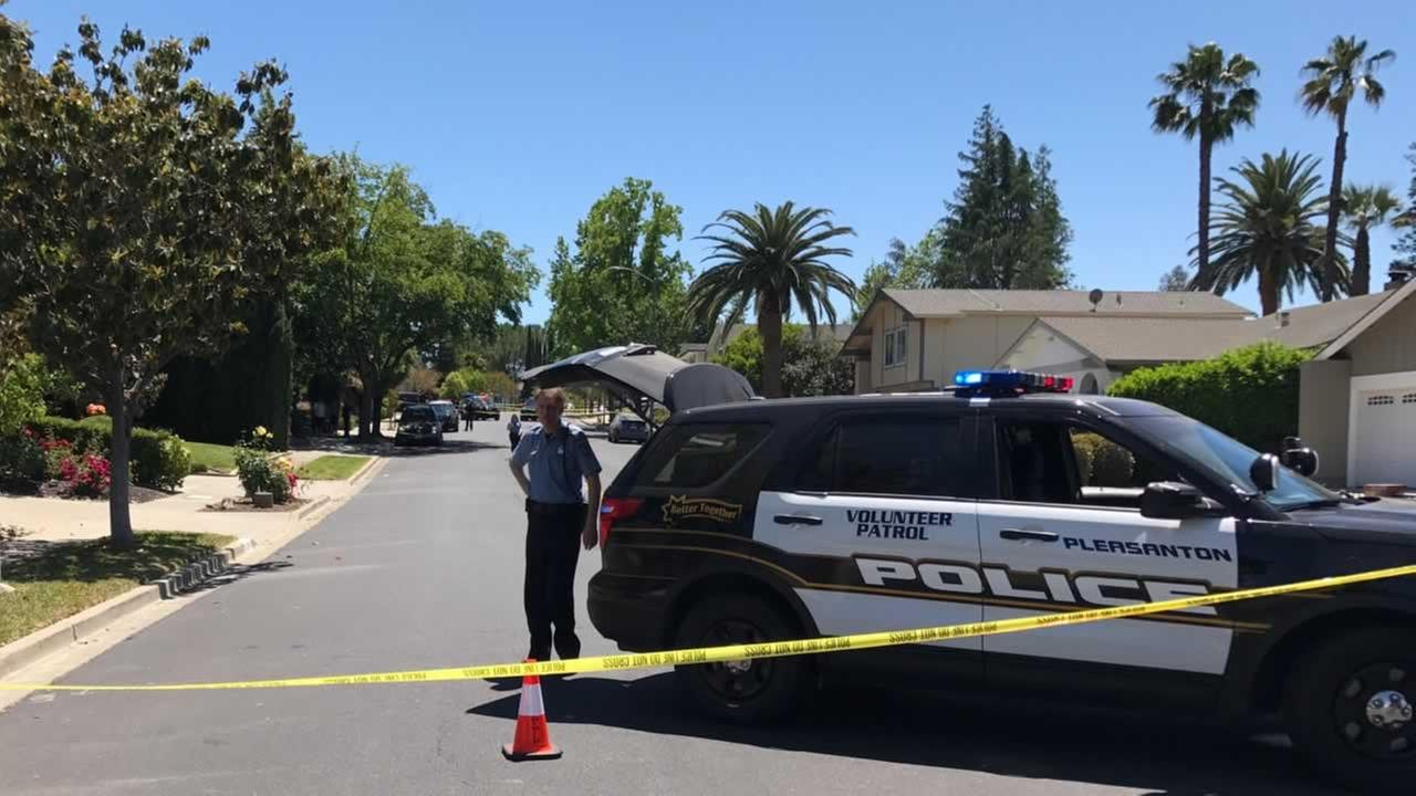 Pleasanton police investigating officer involved shooting