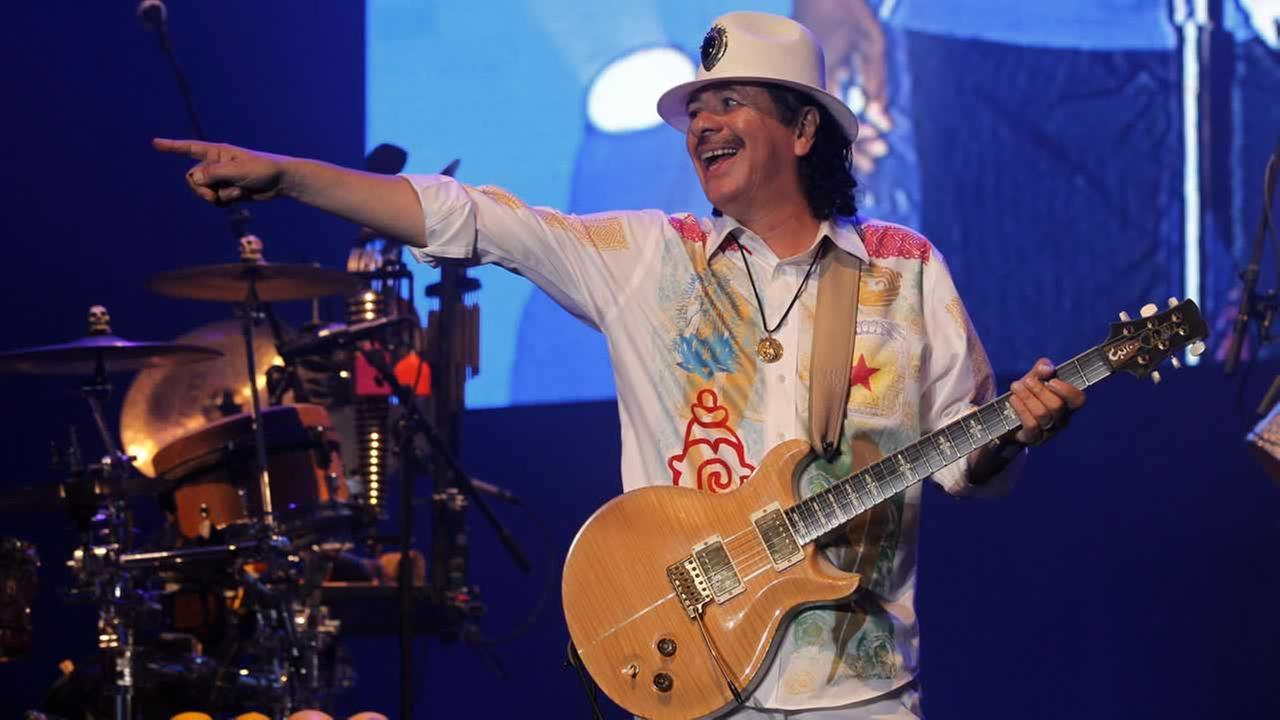 Carlos Santana to perform national anthem at Game 2 of NBA Finals