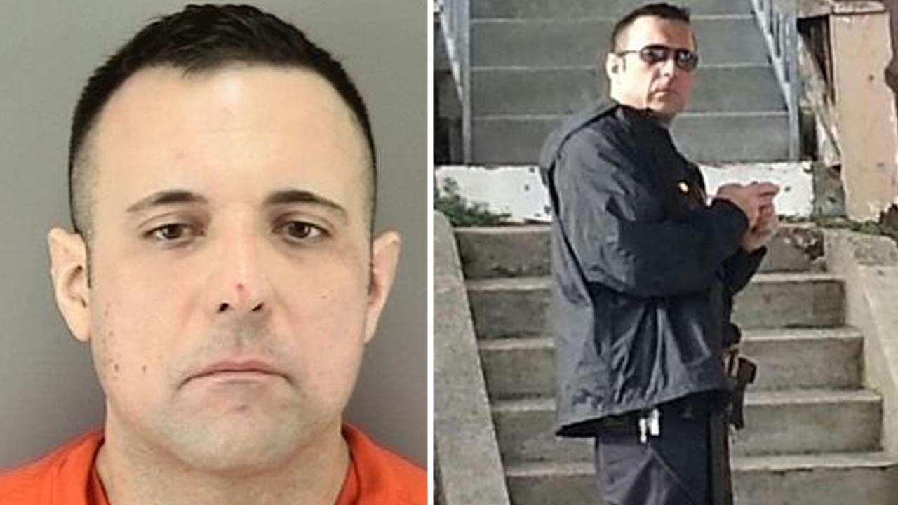 Jeffrey Bugai, 35, is accused of impersonating a police officer and coercing immigrants into committing sex acts in San Francisco.
