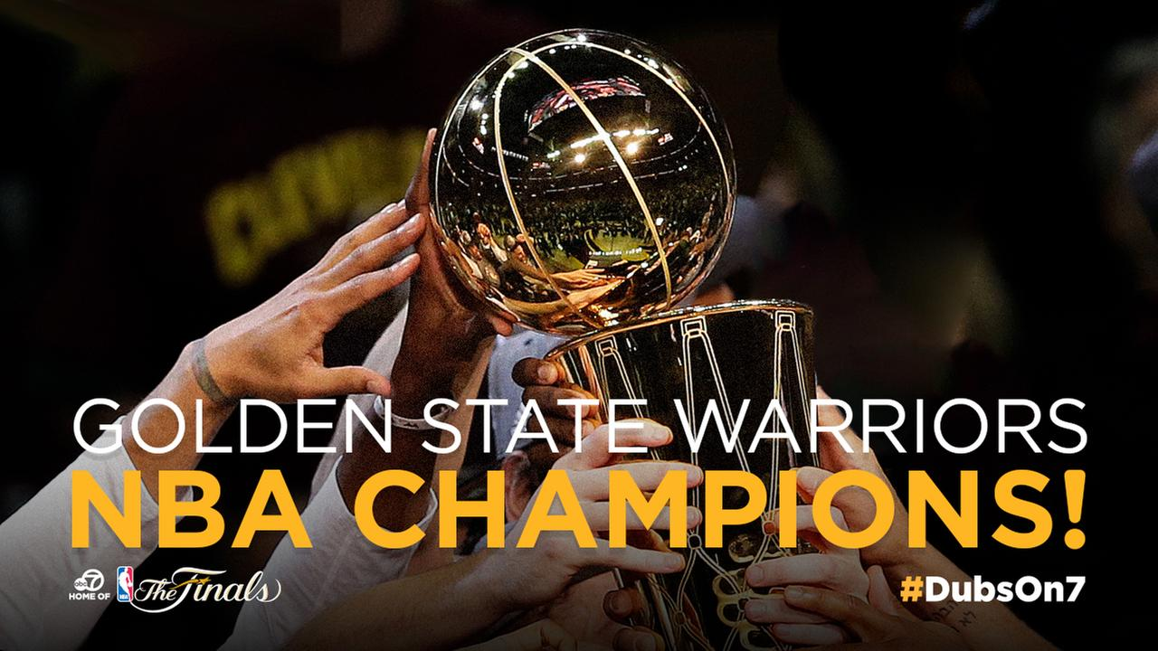 Golden State Warriors Win NBA Title! | SI Kids