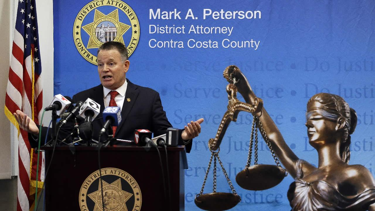 Contra Costa County DA resigns, pleads no contest to perjury