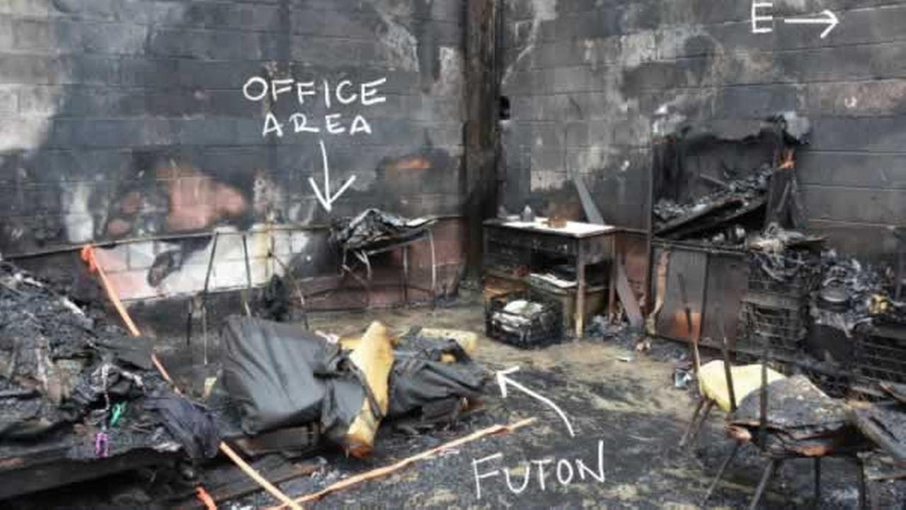 The Oakland Fire Department shared this after photo from the deadly Ghost Ship fire in Oakland, Calif. in their report released Monday, June 19, 2017.Photo by the Oakland Fire Department