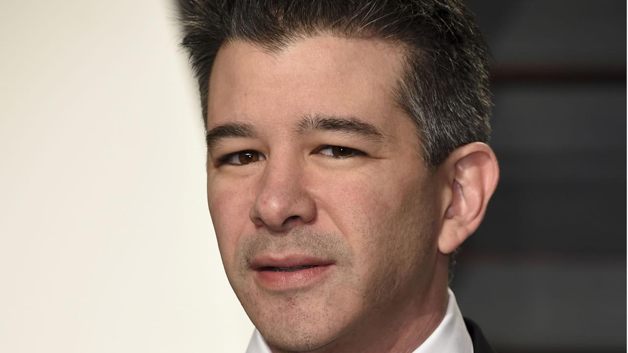 Uber CEO Travis Kalanick Has Resigned