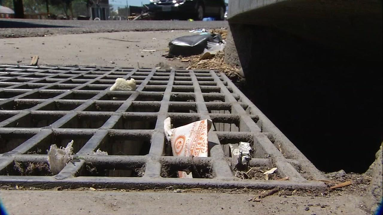 Oakland city officials increase trash clean-up efforts near the Bay