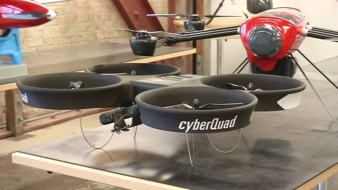 Airware drones