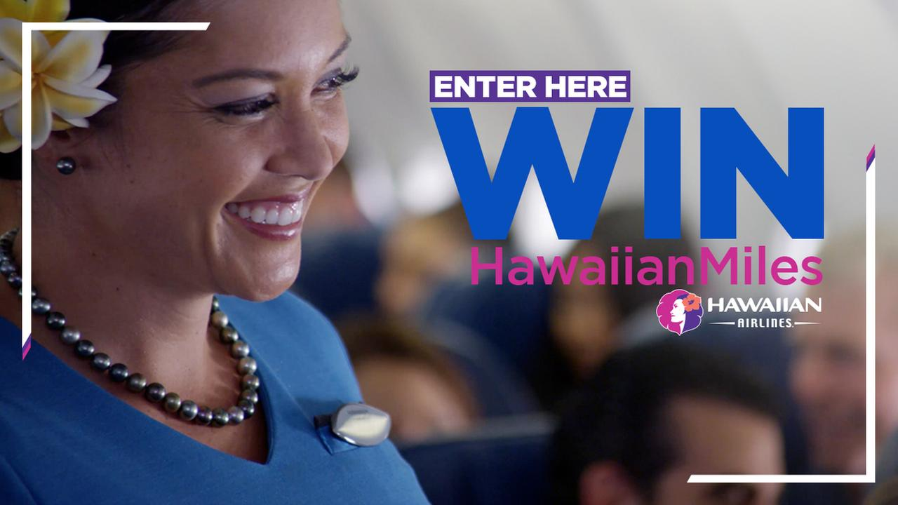 Hawaiian Airlines contest