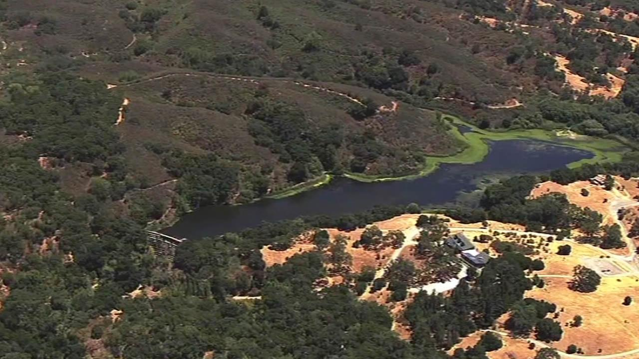 Stanford Universitys Searsville Dam