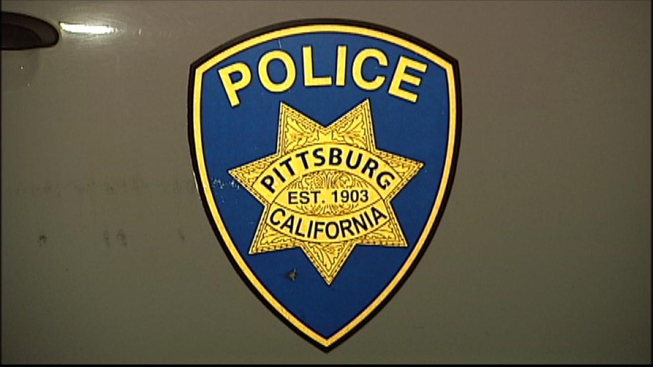 This is an undated image of the Pittsburg police crest.