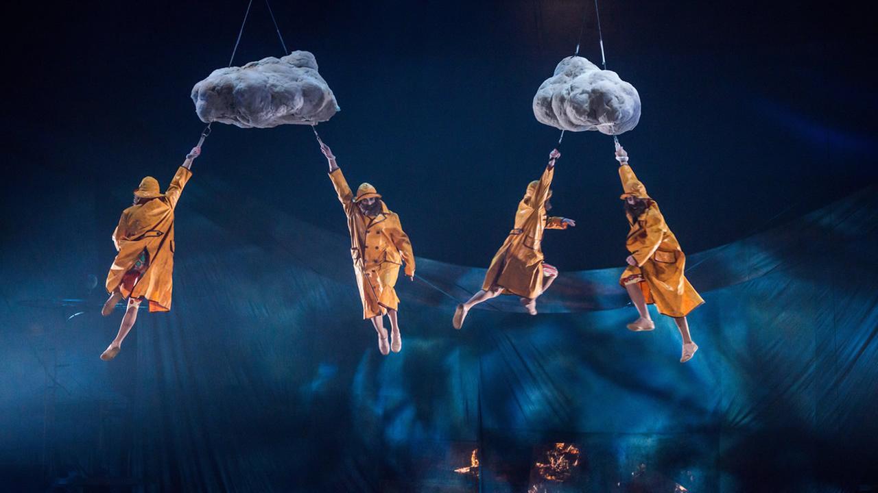 Cirque du Soleil, Kurious