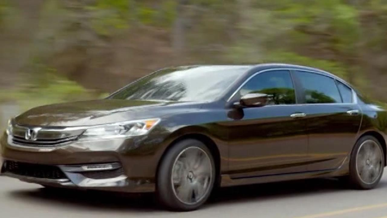 Honda Accord recall due to potential battery fires