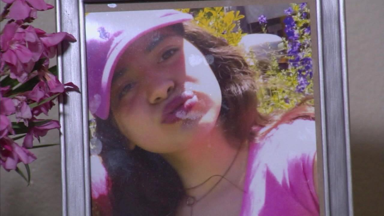 This is an undated image of Jacqueline Sanchez, who was killed in a car crash near Fresno on July 24, 2017.