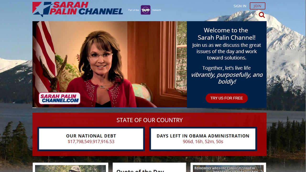 The Sarah Palin Channel.