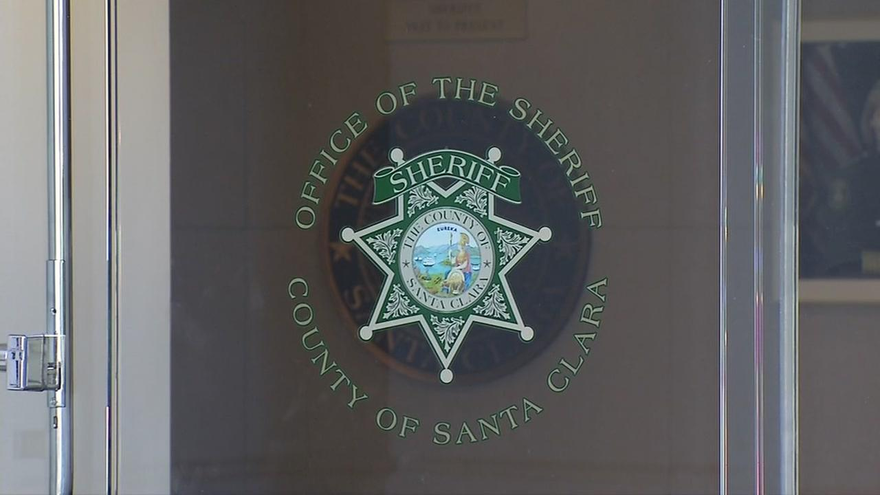 The Santa Clara County Sheriffs Office appears on Tuesday, July 25, 2017.