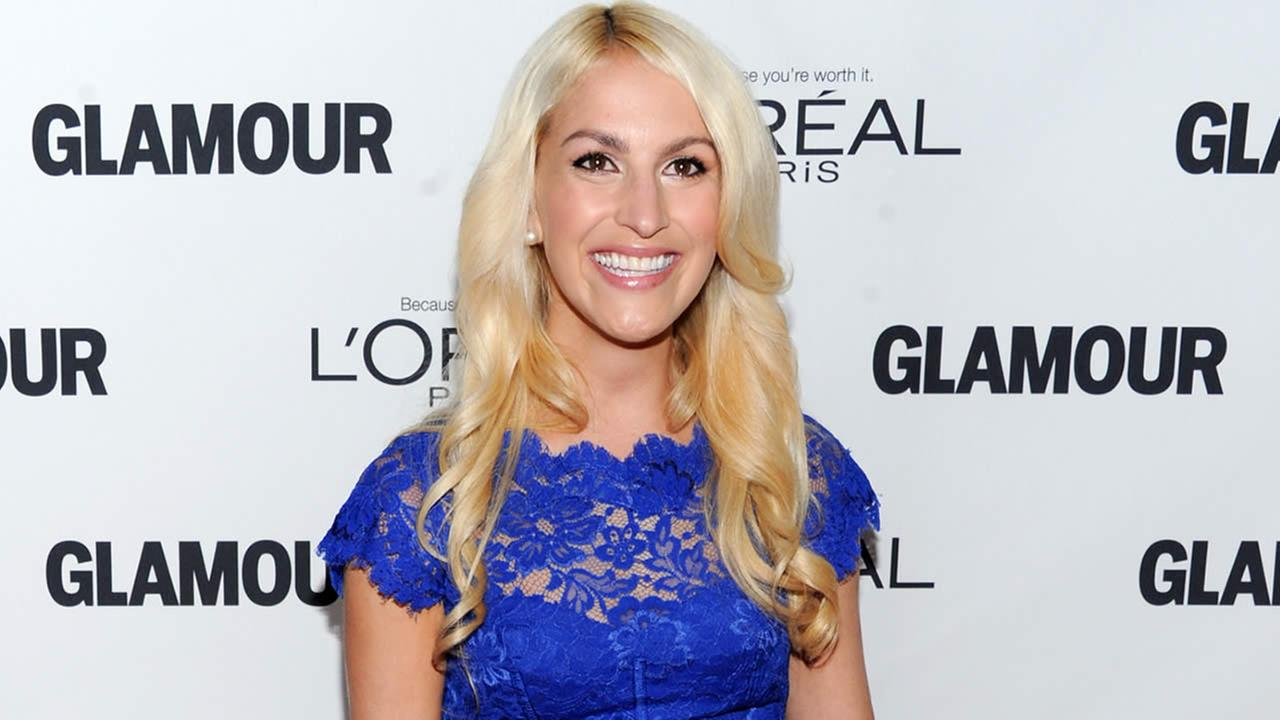 This Nov. 11, 2013 file photo shows honoree Kaitlin Roig-DeBellis attending the 23rd Annual Glamour Women of the Year Awards at Carnegie Hall in New York. (Photo by Evan Agostini/Invision/AP, File)