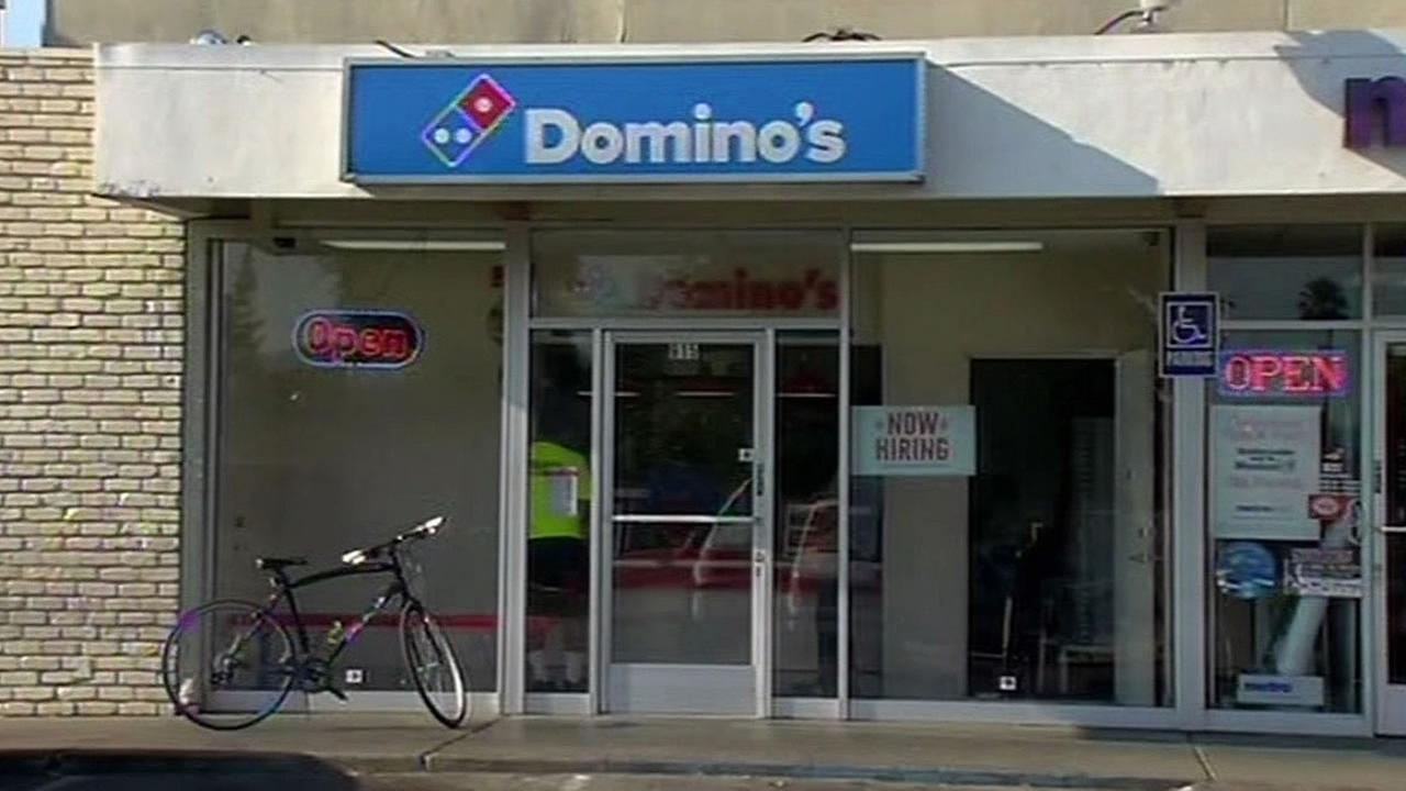 Sunnyvale Dominos Pizza store