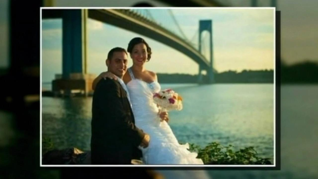 A woman has found a wedding dress she thought was gone forever after Superstorm Sandy destroyed the dry cleaners where she dropped it off in 2012.