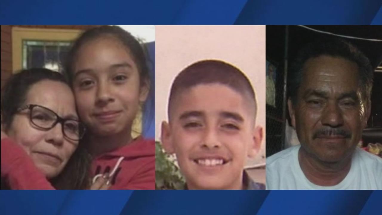 Fundraiser held for siblings, grandmother killed in horrific Fontana freeway crash