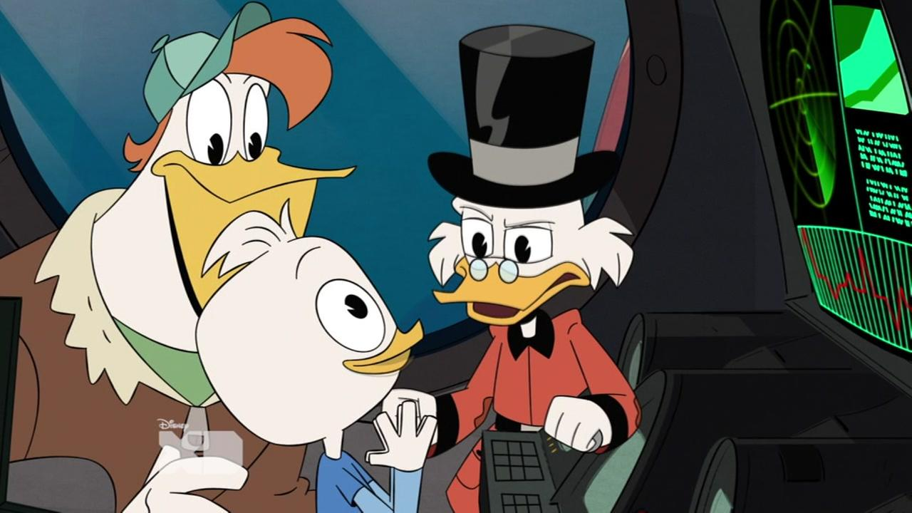 'DuckTales' reboot to premiere on Disney XD