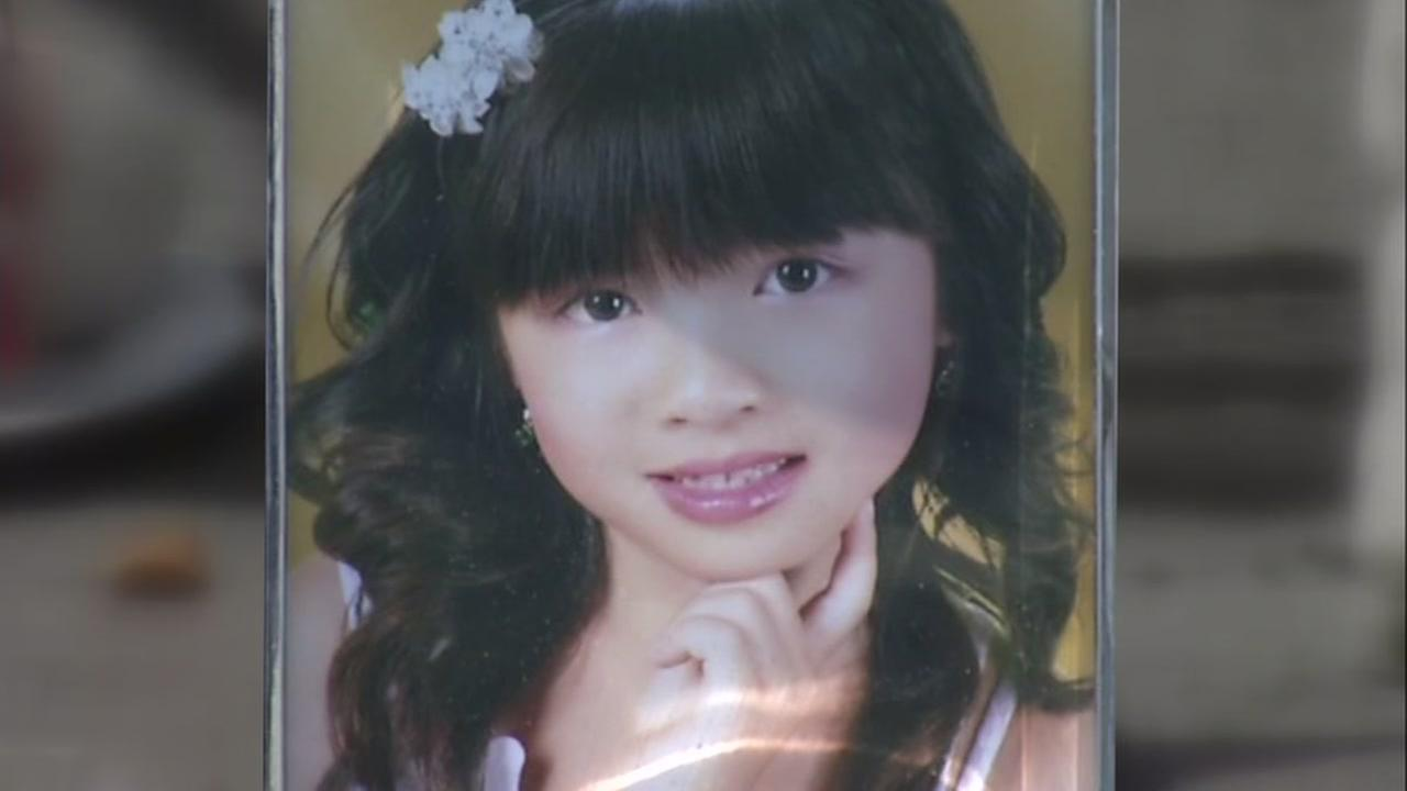 This is an undated image of 10-year-old Linda Van, who died in a fire in North San Jose, Calif. on Aug. 15, 2017.