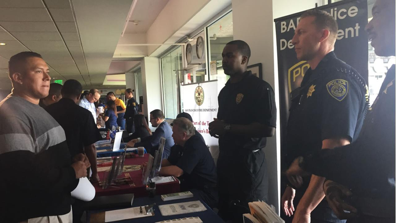 BART Police hoping to lure new recruits with $10K hiring bonus