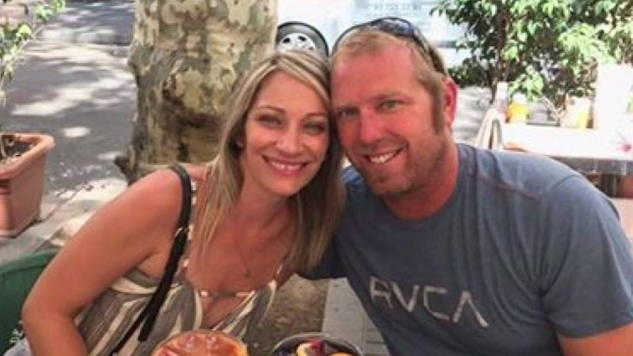 This undated image shows Lafayette, Calif. residents Jared Tucker and his wife Heidi Nunes Tucker.