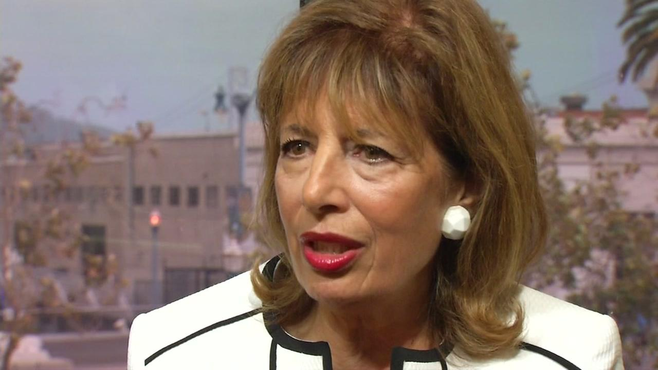 Rep. Jackie Speier talked to ABC7 News on Wednesday, Aug. 23, 2017 about a planned right-wing rally in San Francisco.