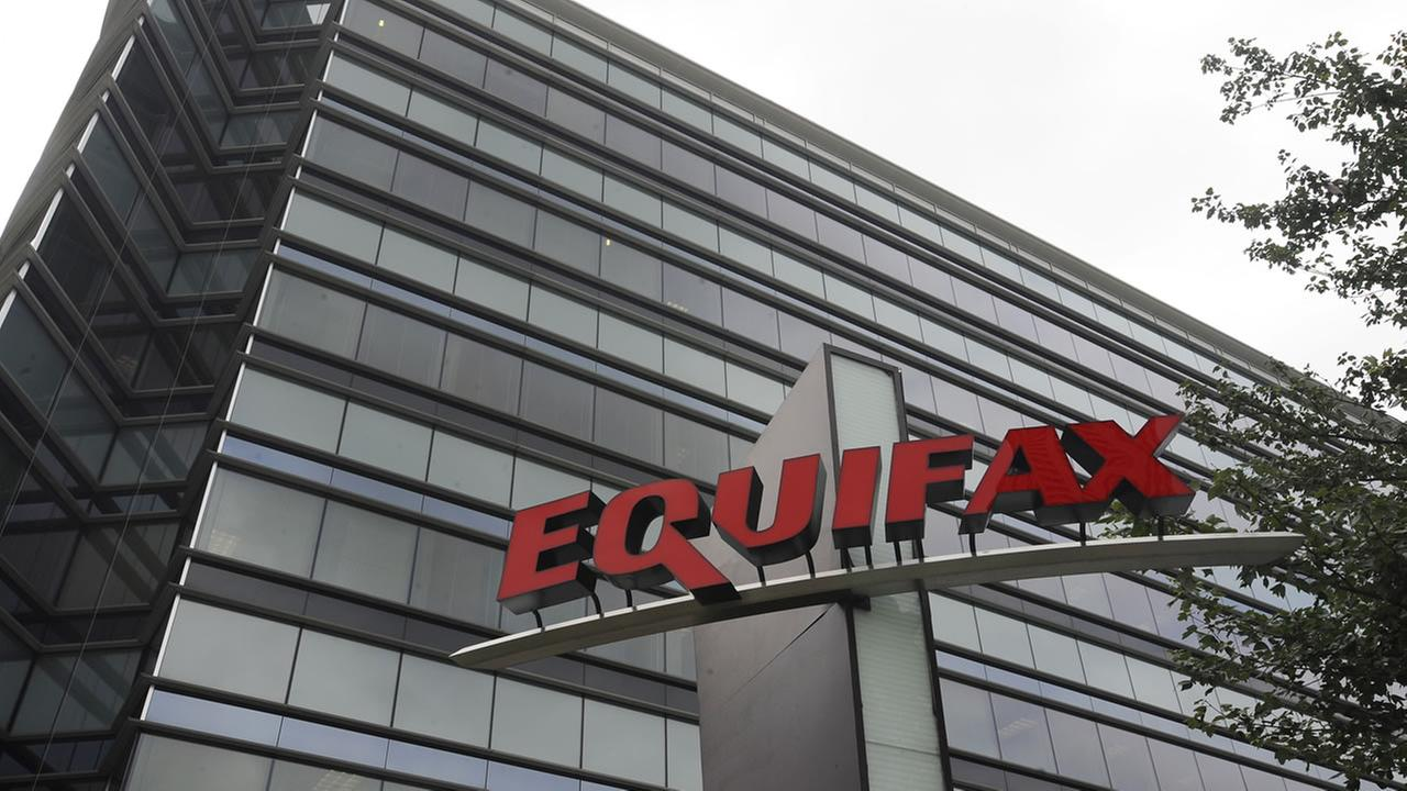 This July 21, 2012, photo shows Equifax Inc., offices in Atlanta.